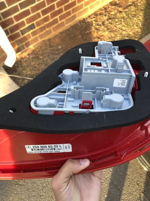 08-2010 Mercedes-Benz tail lights with bulbs for Sale in Germantown, MD