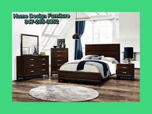 Brand New Complete Bedroom Set With Orthopedic Mattress for Sale in Queens, NY