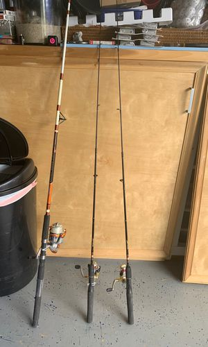 Fishing rods for Sale in Canoga Park, CA