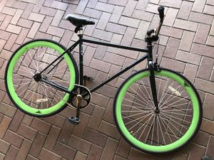 ZF ZYCLE FIXIE SINGLE SPEED WITH FLIP FLOP REAR HUB for Sale in Anaheim, CA