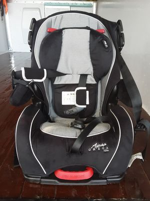ALPHA OMEGA CAR SEAT for Sale in Greenwood, IN