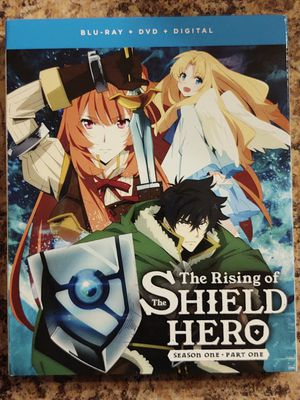 The Rising of The Shield Hero: season one part one for Sale in Murfreesboro, TN