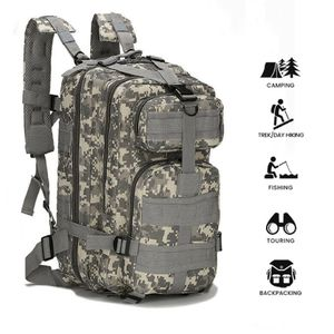 Tactical Backpack, Military Backpack 30L Army Rucksack MOLLE Assault Pack Tactical Combat Backpack for Outdoor Hiking Camping Trekking Fishing Hunting for Sale in Ontario, CA