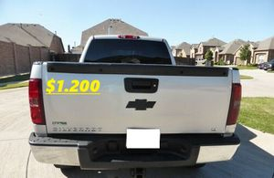 🍁Super Car/Super Offer'2011 Silverado 4WD❗Strong❗🍁!4WDWheelss!🍁 for Sale in Fort Worth, TX