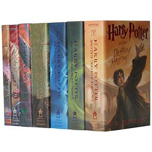 Harry Potter Books 1-4 & 7 for Sale in Bend, OR