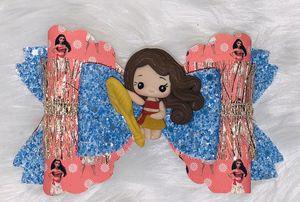 Moana hair bow moño de Moana clay for Sale in Anaheim, CA