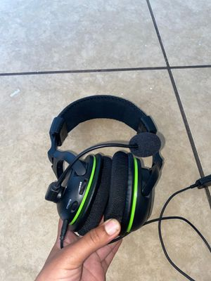turtle beach xbox headset for Sale in Glendale, AZ