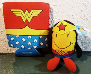 Wonder Woman Can Hugger & tot plush for Sale in Oklahoma City, OK
