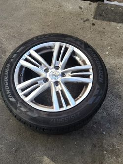 2012 Infiniti G37 Journey Wheels for Sale in Cerritos,  CA