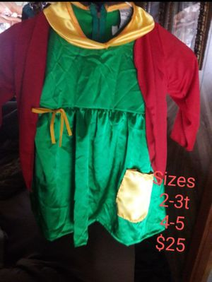 Toddlers chilindrina costume for Sale in Compton, CA