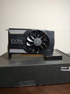 EVGA GTX 1060 SC 6GB GDDR5 (Single Fan) GPU for Sale in Pasadena, CA