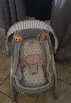 Ingenuity baby bouncer for Sale in Bloomington, CA