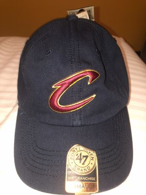 Cleveland Cavaliers 47 Brand Hat Size Small for Sale in Rockville, MD