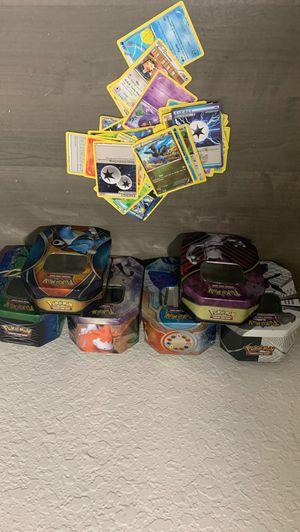 Pokémon containers read description for Sale in Melbourne, FL