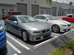 2009 bmw 328i sulev convertible like new low miles! for Sale in Miami, FL