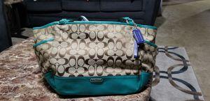 coach tote bag for Sale in Wichita, KS