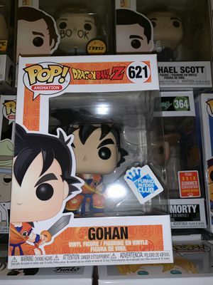 Gohan with the sword Dragon ball z gamestop exclusive funko pop for Sale in Scottsdale, AZ