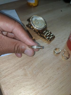 A 10K DIAMOND RING FOR SALE $180 for Sale in Washington, DC
