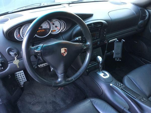 2005 Porsche Carrera 4S