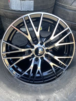 """$620 NS 15"""" Wheels Contact The Rim Shop Or Message Me For More Info for Sale in Bakersfield, CA"""