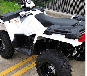 Atv runs great 2014 Polaris Sportsman 4WD/Wheelsss Nice for Sale in Long Beach, CA