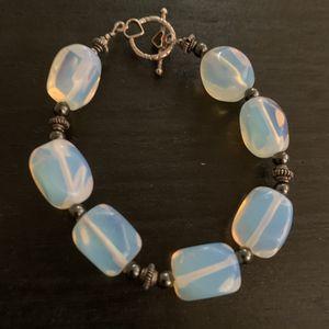 925 Moonstone Bracelet for Sale in BELLEAIR BLF, FL