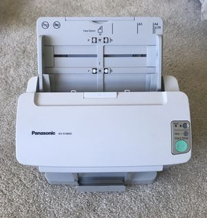 Panasonic scanner KV-s1065c for Sale in Chicago, IL