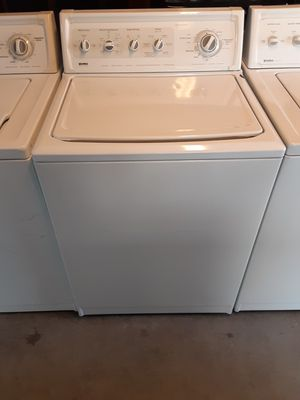 Kenmore washer large capacity like new for Sale in Bellflower, CA