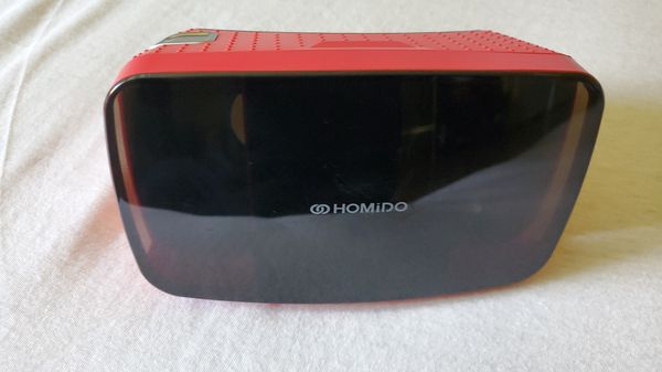 Homido Grab 3D Virtual Reality Headset