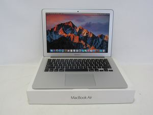 "** FINANCING + WARRANTY* Apple Macbook Air 13"" 2017 Intel Core i5 8GB RAM 1.8GHz 128GB SSD (OPEN BOX) for Sale in Fontana, CA"