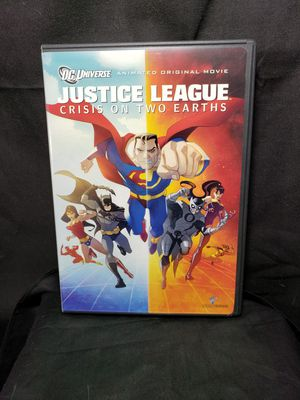 DC universe Justice League chrises on 2 Earths for Sale in South Zanesville, OH