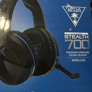 PS4 Headphones Turtle Beach for Sale in Chicago, IL