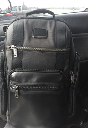 Brand new XL TUMI backpack never used!! for Sale in San Diego, CA