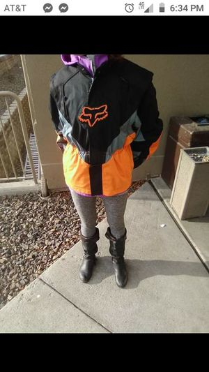 FOX racing all weather jacket for Sale in Kennewick, WA