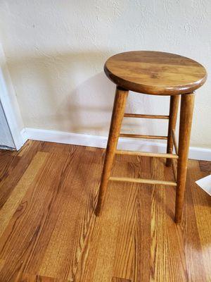 Wooden Stool for Sale in Denver, CO