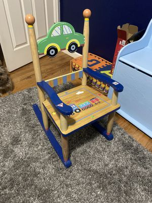 Boys rocking chair for Sale in Denver, CO