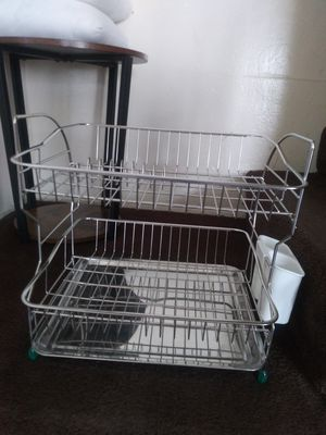 Dish Rack $10 for Sale in Irwindale, CA
