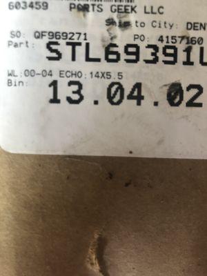 Wheel rim 14x5 black for Sale in Denver, PA