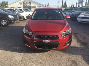 2012 Chevy sonic only 75k miles asking $4994 or best offer for Sale in Houston, TX