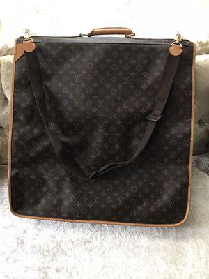 Luis Vuitton Garment Bag for Sale in Bellows Falls, VT