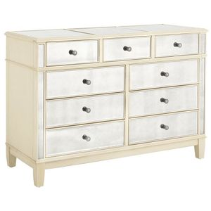 Hayward bedroom collection, pier1, dresser, 2 nightstands, headboard for Sale in Bakersfield, CA