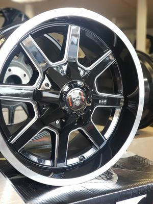 """17"""" 17x9 +0 5×139.7 5×150 Wheels Rims Tires Available Dodge Ram 1500 Toyota Tundra for Sale in Bellflower, CA"""