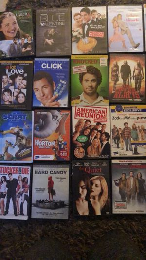 DVDs for Sale in Ontario, CA