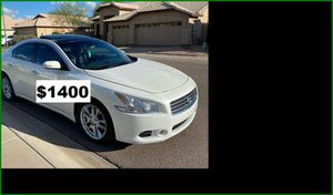 Price$1200 Nissan Maxima for Sale in Frederick, MD