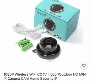 1080P indoor/outdoor CCTV for Sale in Silver Spring, MD
