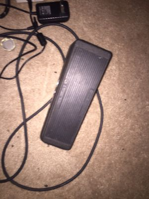 Crybaby wah wah for Sale in Tempe, AZ