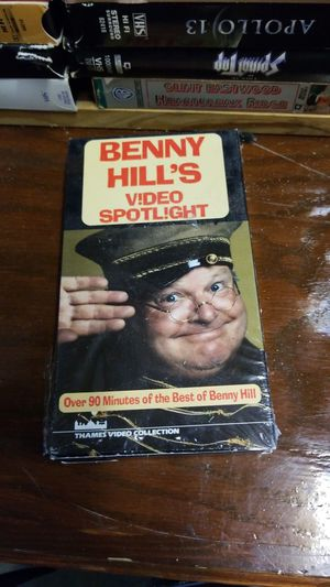 Benny hill..!! VhS for Sale in Hillsboro, OR