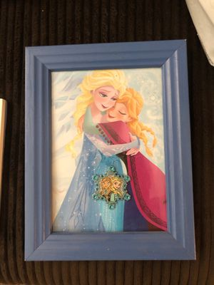 Disney Frozen Pin on Picture for Sale in Chino, CA