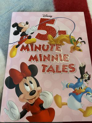 5 Minute Minnie Tales Book for Sale in Port St. Lucie, FL