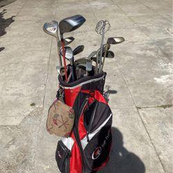 Golf clubs etc. for Sale in Lynwood,  CA